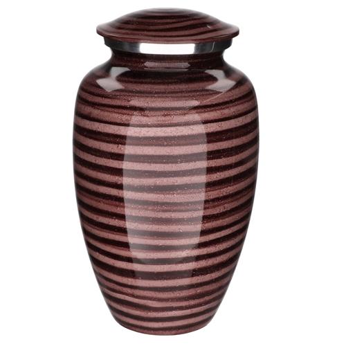 Aluminium urnor